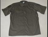 Австрийская рубашка с коротким рукавом, новая с дефектом
