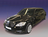 Used elongated & armored limousines