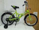 """велосипед детский 18"""" ht-18133 двухколессный"""