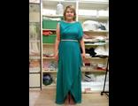 Пошив платьев для полных