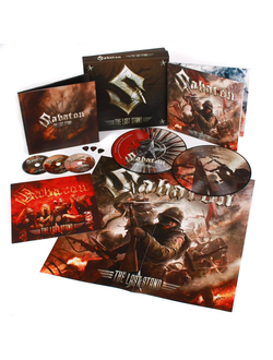 SABATON The last stand DELUXE BOX SET