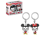 Брелоки Funko POP! Keychain: Disney: Mickey: 2PK Mickey & Minnie
