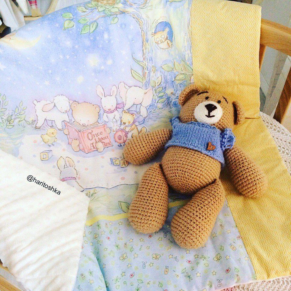 "Одеяло ""Читаем сказку"""