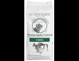3 MIX Gluten Free для взрослых кошек с нормальным уровнем активности, на основе мяса курицы, рыбы и баранины, 1,5 кг