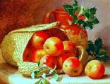 Яблочки, худ. Элоиза Харриет Стэннард