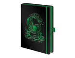 Ежедневник Pyramid: Harry Potter (Slytherin Foil) Premium A5 Notebooks