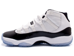 Air Jordan XI Retro Concord White/Black (41-45)