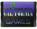 """California games"" Игра для Sega"