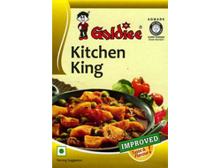 "Приправа  универсальная Kitchen King ""Goldiee"",100 г"