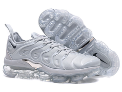 Nike Air TN VaporMax Plus Wolf Grey Мужские (40-45)