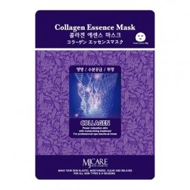 Маска тканевая коллаген Collagen Essence Mask