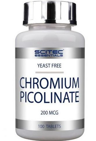 Chromium Picolinate 100tbl