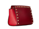 Сумка Michael Kors Selma Mini Messenger Studded Red / Красная