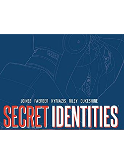 Secret Identities Vol 1