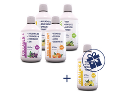Delixir Starter Pack & gift pH Balance.