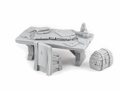 The treasure hunter table (unpainted)