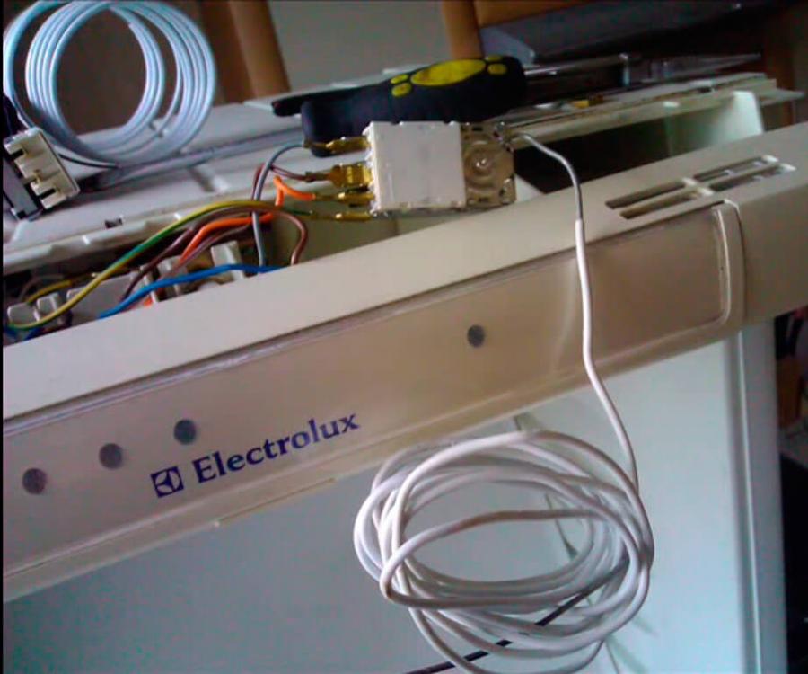 Как работает терморегулятор в холодильнике