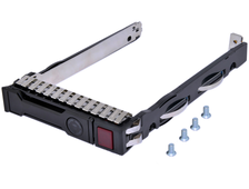 Салазки  2.5 HP  2.5inch NVMe Hard Drive Tray Caddy for HP G10 Gen10 Server 727695-001