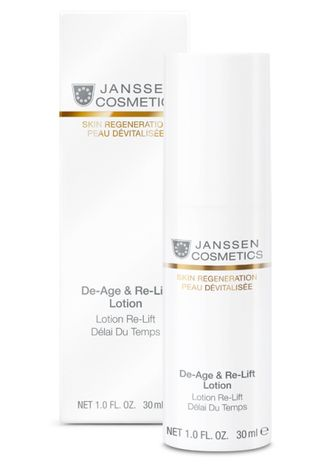 Janssen  Skin Regeneration De-Age  & Re-Lift Lotion 30 мл