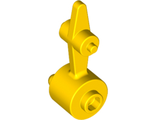 Train Ground Throw / Track Switch 9V, Yellow (2866 / 286624 / 6163975)