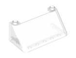Windscreen 3 x 6 x 2, Trans-Clear (92583 / 6089694)