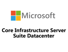 Microsoft Core Infrastructure Server Suite Datacenter Core SNGL Lic/SAPk OLP 2Lic NL Academic withou