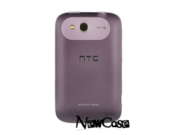 Задняя крышка HTC Wildfire S A510E Purple