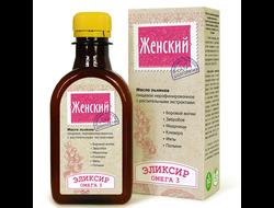 Масло льняное Женский эликсир 200мл