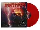 EXCITER The Dark Command LP RED