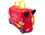 Чемодан на колесиках Гоночная машинка Рокко TRUNKI Rocco Race Car