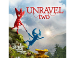 Unravel Two (цифр версия PS4) 1-2 игрока