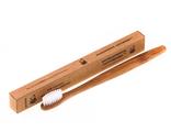 Зубная щетка из бамбука, Мягкая Mini (Ecotoothbrush)