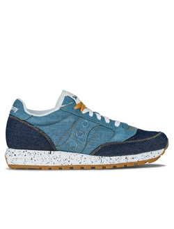Женские Кроссовки Saucony Jazz Original Denim Light Blue