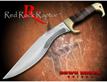 Нож кукри Red Rock Raptor by Down Under Knives купить