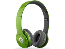Beats Solo HD Green