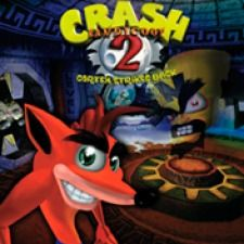 Crash Bandicoot2: Cortex Strikes Back (цифр версия PS3)