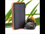Внешний аккумулятор Power Bank CatProof 10000 mAh с солнечной батареей