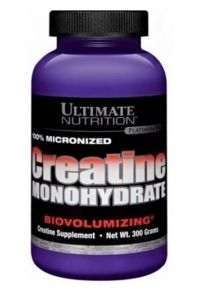 Ultimate Nutrition Creatine Monohydrate 300 г