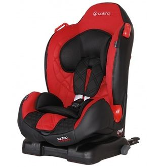 Coletto Santino Only Isofix Red