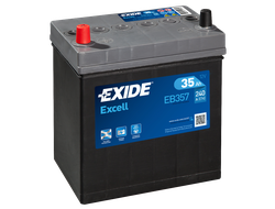 Exide Excell EB357
