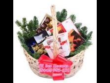 Подарочная корзина Новогодняя-1