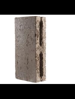 Блок керамзитобетонный перегородочный пустотелый размером 390х90х188мм КПР-ПР-ПС-39-35-1200 ГОСТ 6133-99