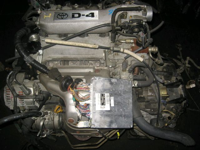 3s Fse D4 Engine - seventravel