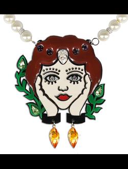 Ожерелье N3brown
