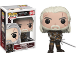 Фигурка Funko POP! Vinyl: Games: Witcher: Geralt