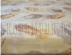 Плед из бамбука Перышки 190х220