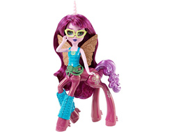 Пенепоул Стимтейл / Penepole Steamtail Fright-Mares Monster High