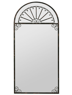 Зеркало 200513 MIRROR CHARMET BROWN 56X119.5CM IRON+MIRROR
