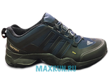 Ботинки Adidas Terrex темно-синие