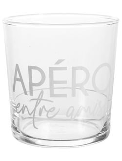 Стакан TUMBLER APERO BODEGA WHITE 37CL GLASSарт.32200